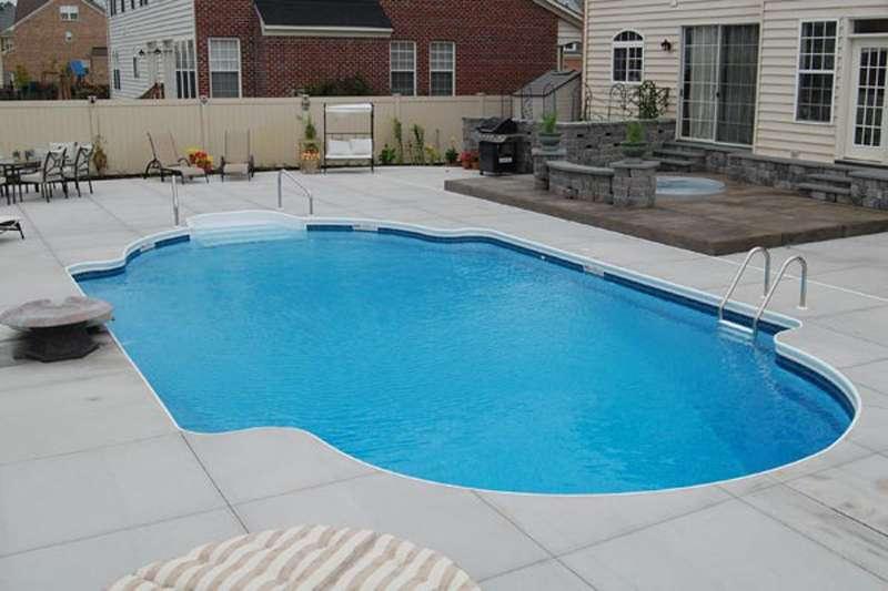 Fox Pools design