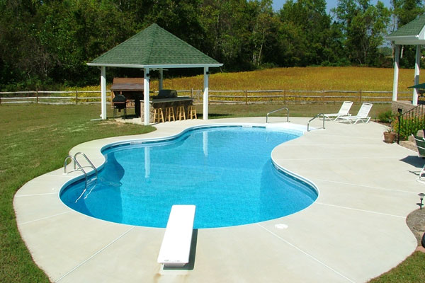 Fox Pools design