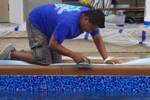 pool renovations and upgrades