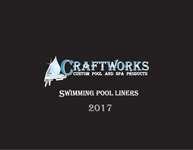 Aqua Dynamics Pools - Vinyl Liners Craftworks liners